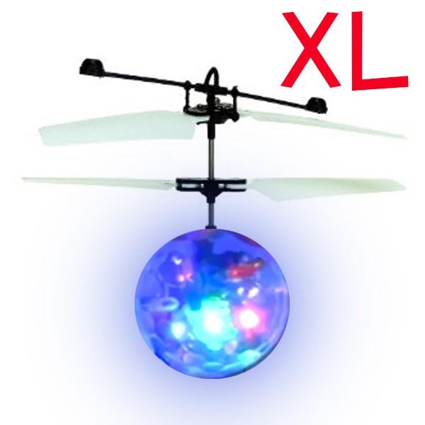 Heli-Ball XL / Disco-Light mit Infrarot Sensor, berührungslos Steuern