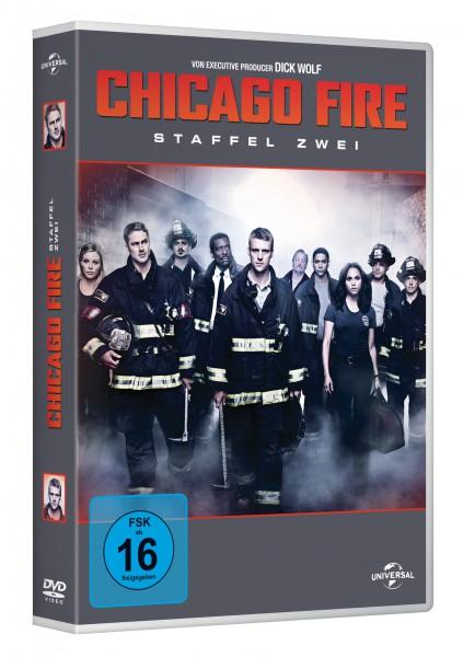 Chicago Fire - Staffel 2 (DVD)