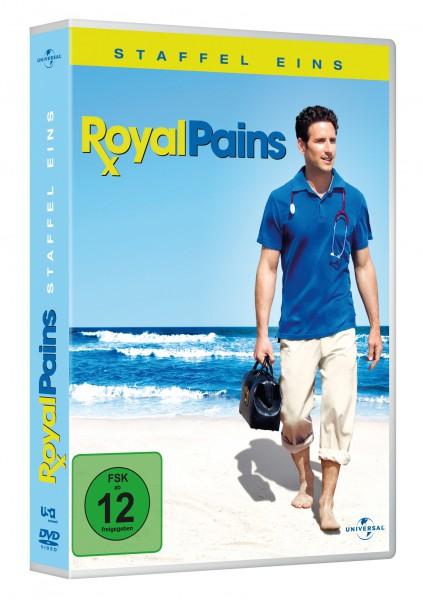 Royal Pains - Staffel 1