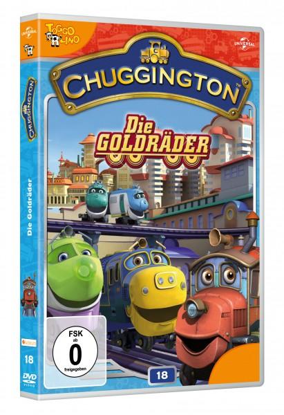 Chuggington - Die Goldräder (Vol. 18)