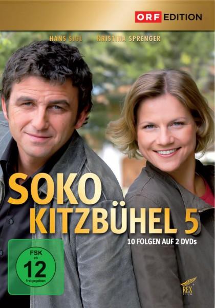 SOKO Kitzbühel - Staffel 5 (2 DVDs)