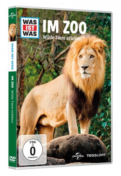 Was ist was - Im Zoo - Wilde Tiere erleben