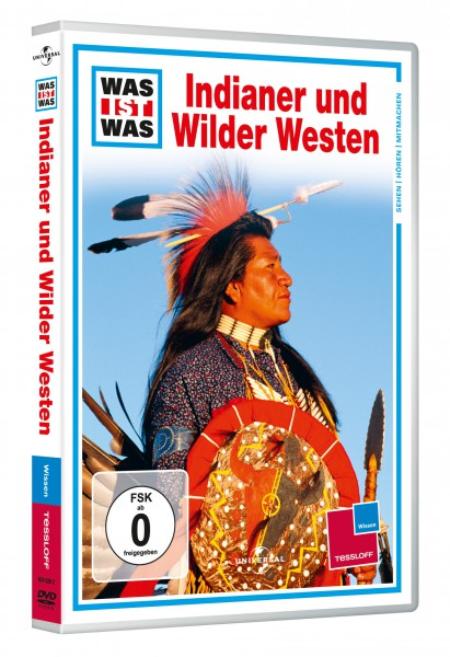 Was ist was - Indianer und Wilder Westen