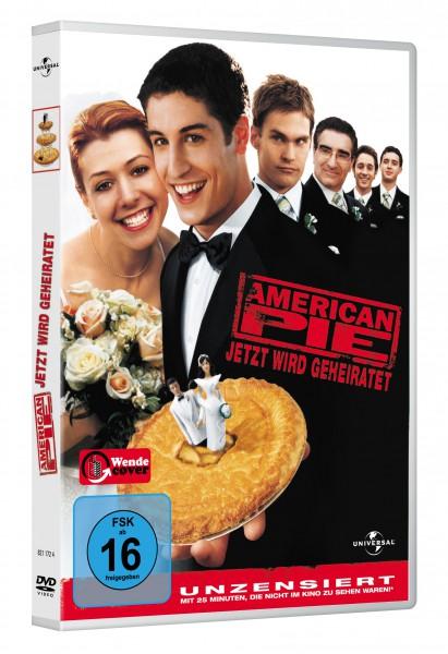 American Pie - Jetzt wird geheiratet (DVD)