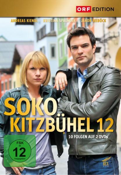 SOKO Kitzbühel - Staffel 12 (2 DVDs)