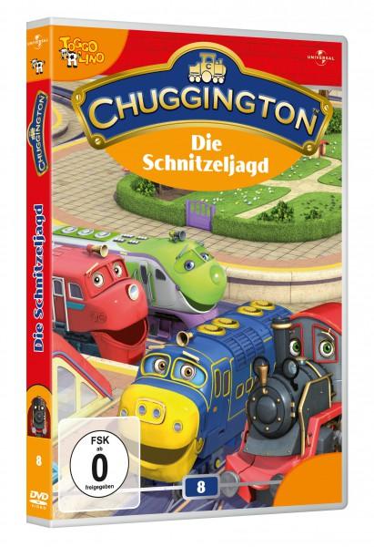 Chuggington - Die Schnitzeljagd (Vol. 8)