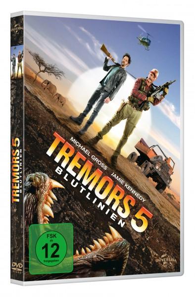 Tremors 5 - Blutlinien (DVD)