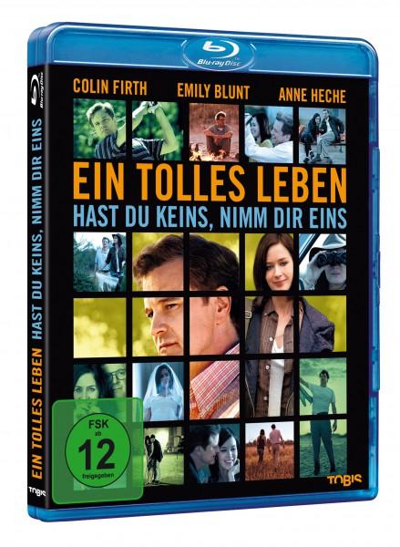 Ein tolles Leben - Hast du keins, nimm dir eins (Blu-ray)