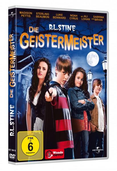 R.L. Stine - Die Geistermeister (DVD)