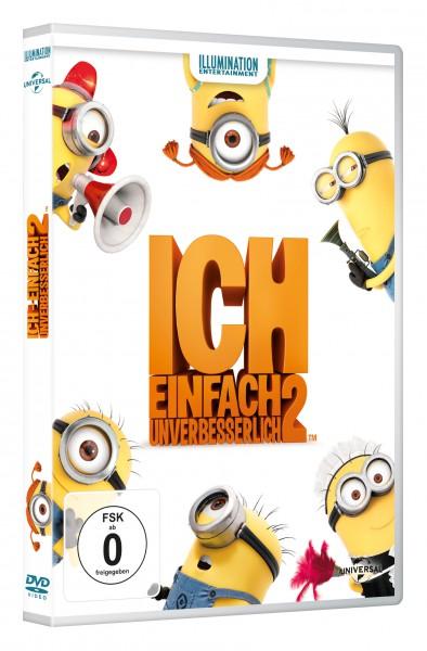 Ich - Einfach unverbesserlich 2 (DVD)