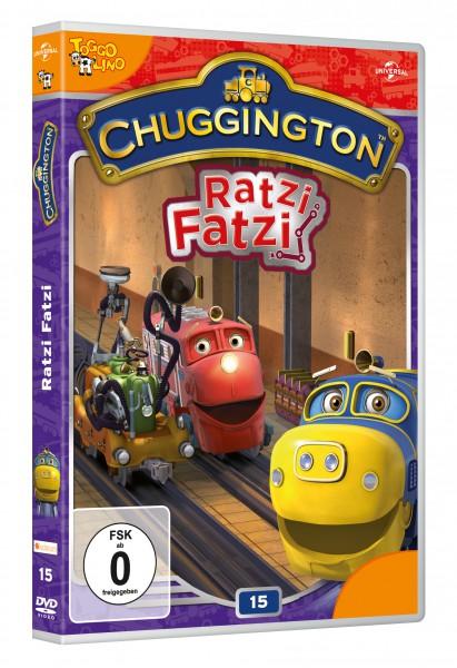 Chuggington - Ratzi Fatzi (Vol. 15)