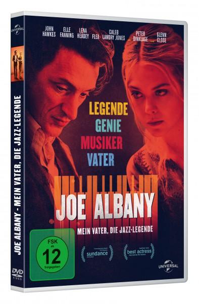 Joe Albany - Mein Vater die Jazz-Legende (DVD)
