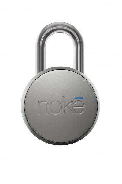 Noke - Padlock Silver (Bluetooth Schloss)