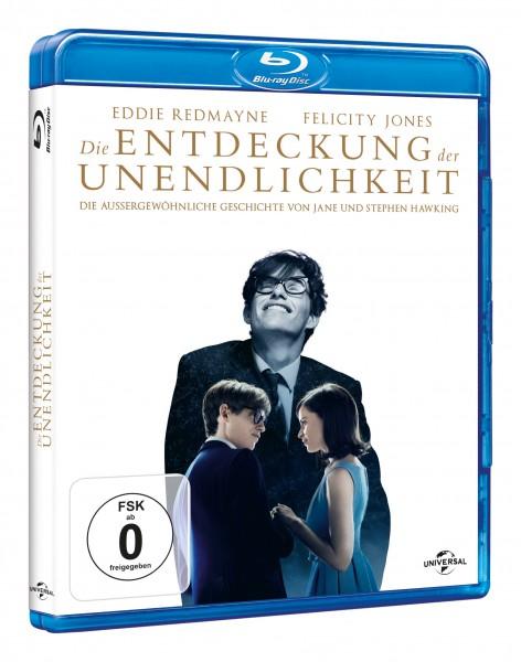 Die Entdeckung der Unendlichkeit (Blu-ray)