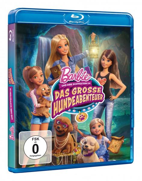 Barbie - und ihre Schwestern in: Das große Hundeabenteuer (Blu-ray)