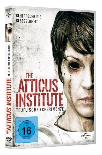 The Atticus Institute - Teuflische Experimente (DVD)