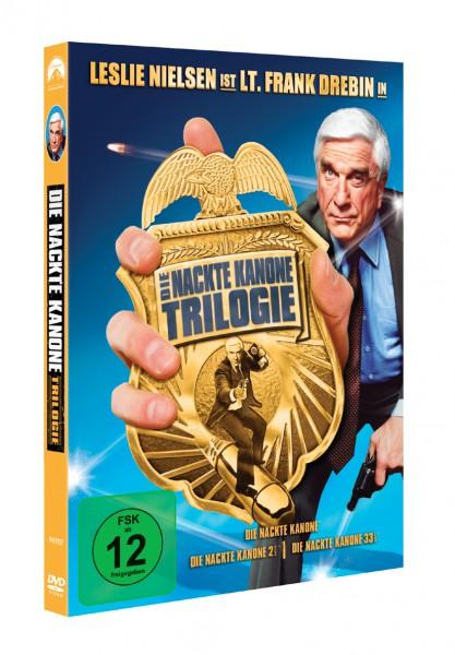 Die nackte Kanone Box (3 Discs) (DVD)