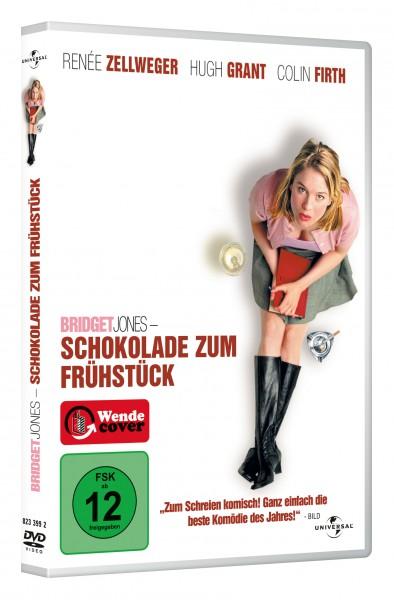 Bridget Jones - Schokolade zum Frühstück (DVD)