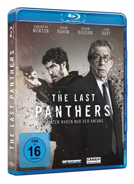 The Last Panthers - Staffel 1 (Blu-ray)