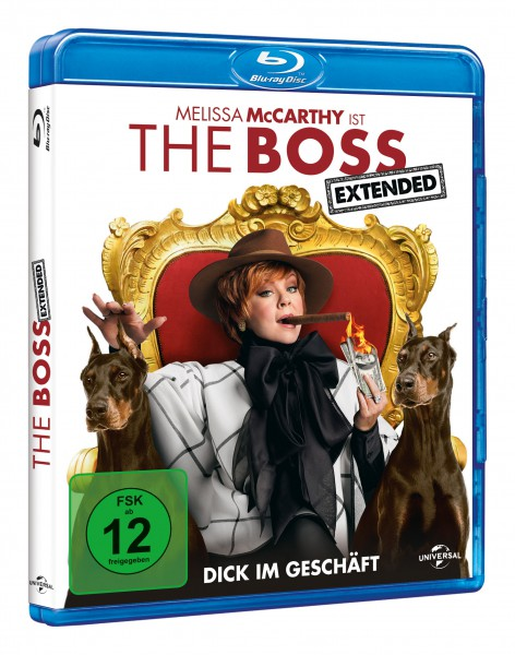 The Boss - Extended Edition (Blu-ray)