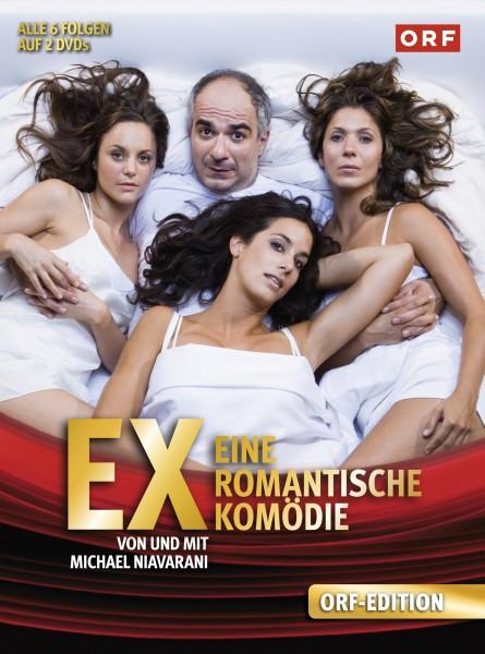 Ex: Eine romantische Komödie - Die komplette Serie (2 DVD)