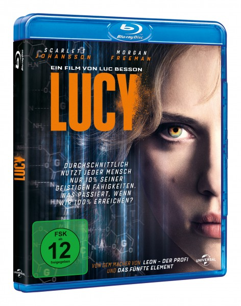 Lucy (Blu-ray)