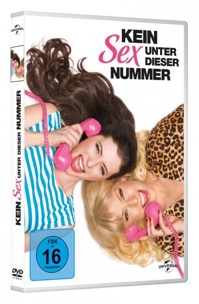 Kein Sex unter dieser Nummer (DVD)