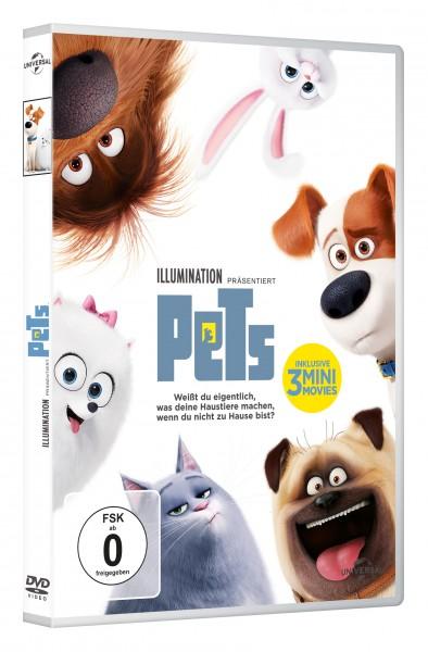 Pets (DVD)
