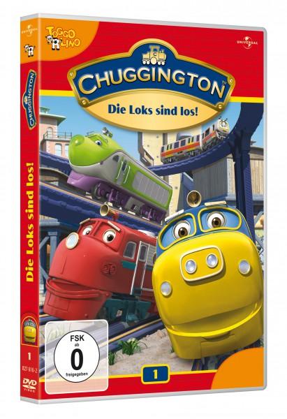 Chuggington - Die Loks sind los! (Vol. 1)