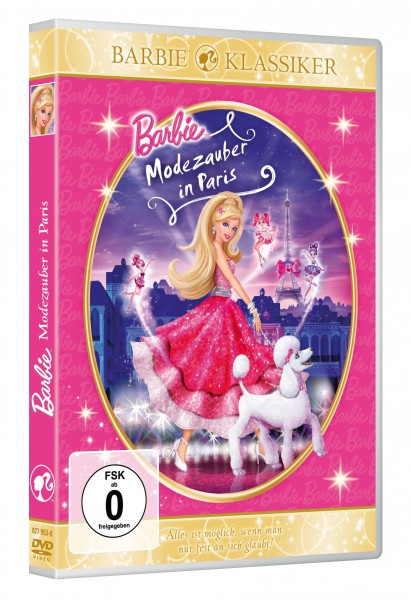 Barbie - Modezauber in Paris (DVD)