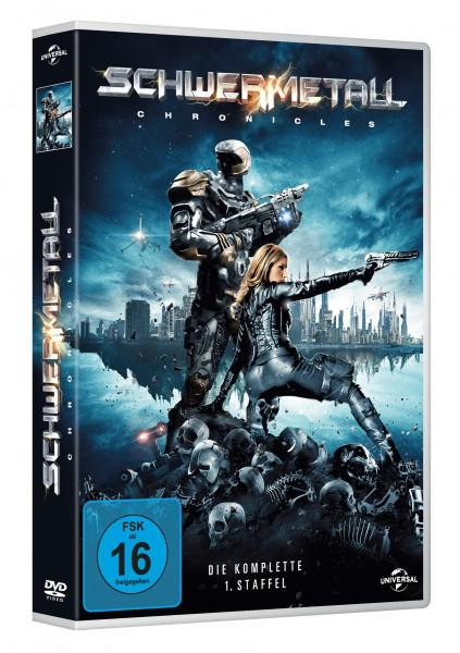 Schwermetall Chronicles - 1. Staffel (DVD)