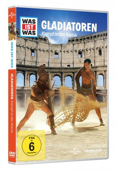 Was ist was - Gladiatoren - Kampf in der Arena