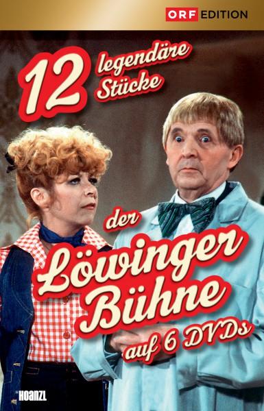 Löwinger Bühne 1-3 (6 DVDs)