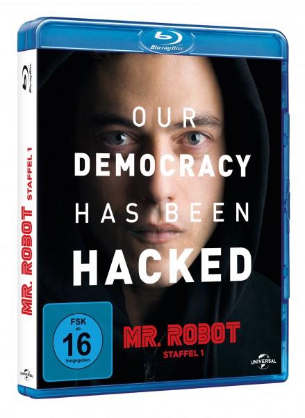 Mr Robot Staffel 1 Deutsch