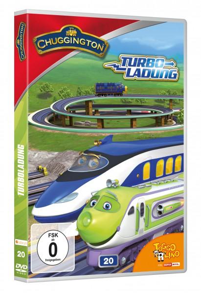 Chuggington - Turboladung (Vol. 20)