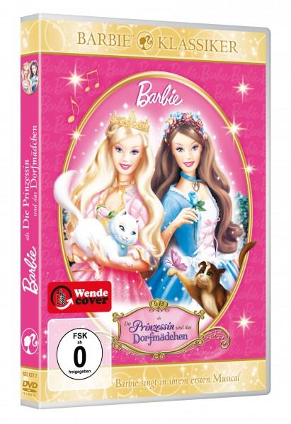 Barbie - als Die Prinzessin und das Dorfmädchen (DVD)