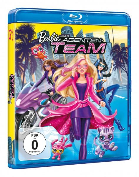 Barbie in: Das Agenten-Team (Blu-ray)