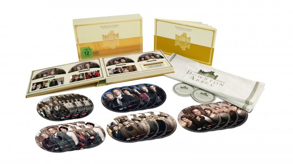 Downton Abbey - The Complete Collection (23 DVD Box)