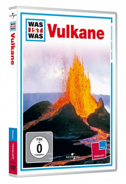 Was ist was - Vulkane