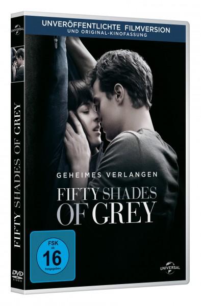 Fifty Shades of Grey - Geheimes Verlangen (DVD)