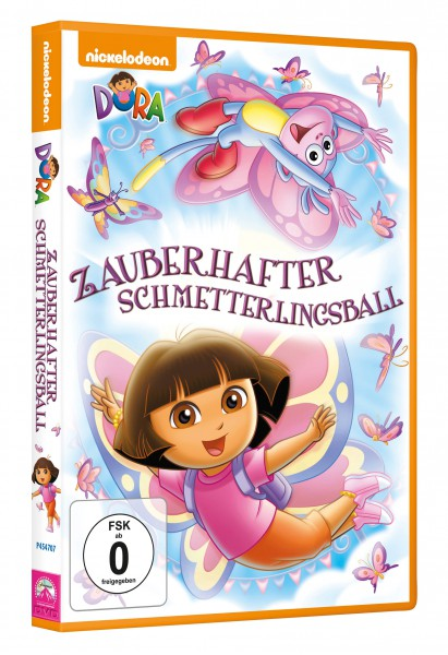 Dora: Doras zauberhafter Schmetterlingsball