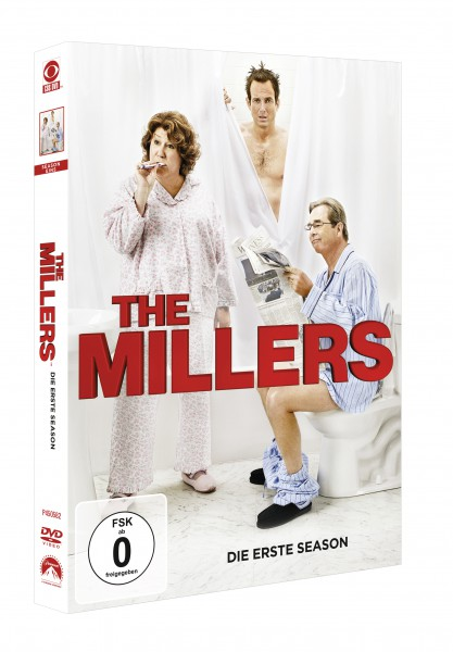 The Millers – Season 1 (3 Discs) (DVD)