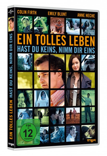 Ein tolles Leben - Hast du keins, nimm dir eins (DVD)