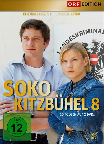 SOKO Kitzbühel - Staffel 8 (2 DVDs)