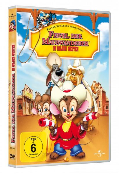 Feivel der Mauswanderer - Im Wilden Westen (DVD)