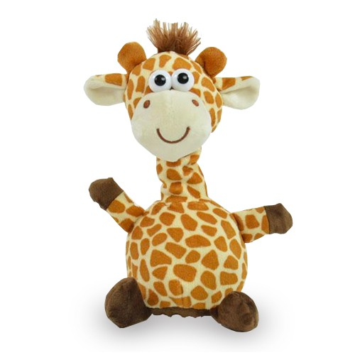Laber-Plüschtier / Giraffe