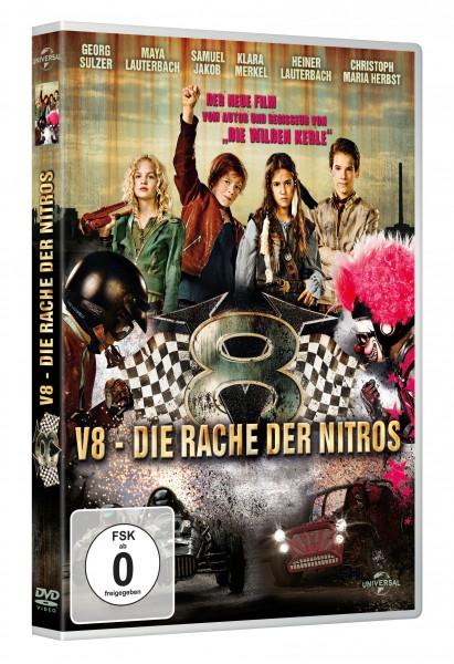 V8 - Die Rache der Nitros (DVD)