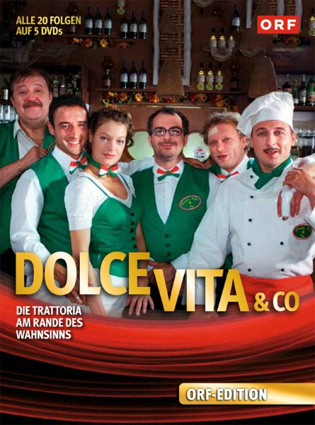 Dolce Vita & Co - Die komplette Serie (DVD)