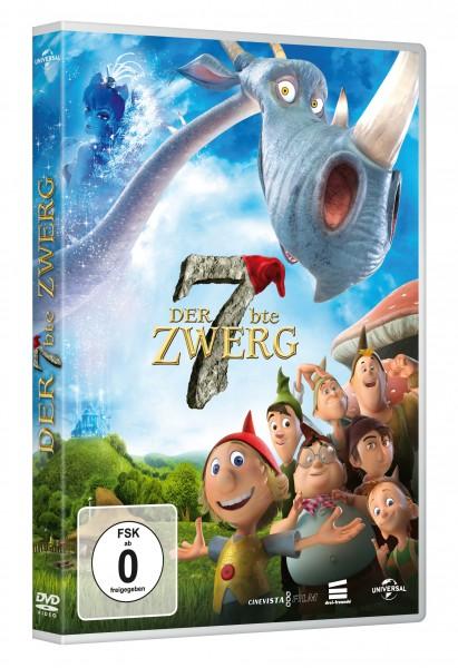 Der 7bte Zwerg (DVD)