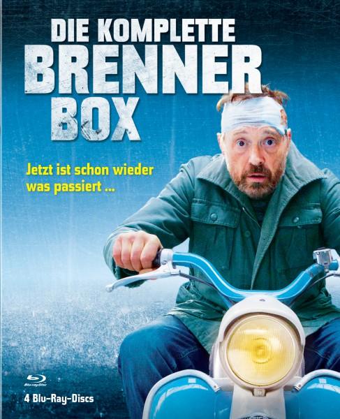Die komplette Brenner Box (Blu-ray)